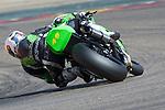 CEV Repsol en Motorland / Aragón <br /> a 07/06/2014 <br /> En la foto :<br /> Superbike-SBK<br /> 49 parchard<br />RM/PHOTOCALL3000