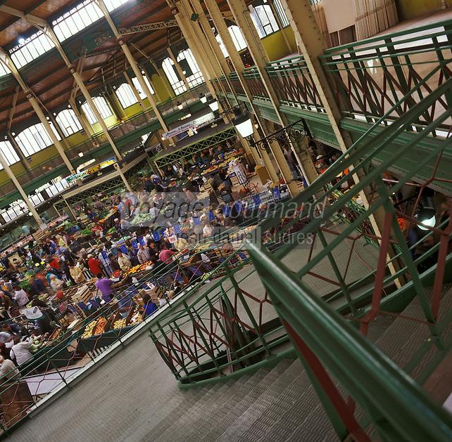 Europe/France/89/Bourgogne/Yonne/Sens: Le marché couvert