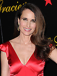 Andie MacDowell attends The Alliance for Women in Media Foundation's 39th Annual Gracie Awards, Honoring Exemplary Women in Media in Beverly Hills, California on May 20,2014                                                                               © 2014 Hollywood Press Agency