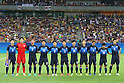 U-23 Japan team group (JPN), AUGUST 4, 2016 - Football / Soccer : Men's First Round Group B between Nigeria 5-4 Japan at Amazonia Arena during the Rio 2016 Olympic Games in Manaus, Brazil. (Photo by YUTAKA/AFLO SPORT)
