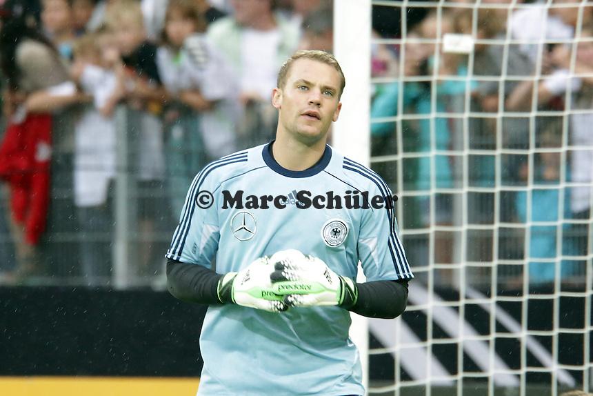 Manuel Neuer - Oeffentliches Training der Deutschen Nationalmannschaft, Coface Arena Mainz