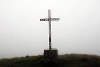 La Croce al passo di Guadolicia, tra Agnone e Capracotta.