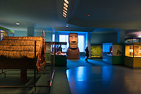 Margaret Mead Hall of Pacific Peoples at the American Museum of Natural History in New York
