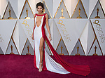 04.03.2018; Hollywood, USA: <br /> <br /> BLANCA BLANCO<br /> arrives on the Red Carpet to attend the 90th Annual Academy Awards at the Dolby&reg; Theatre in Hollywood.<br /> Mandatory Photo Credit: &copy;AMPAS/Newspix International<br /> <br /> IMMEDIATE CONFIRMATION OF USAGE REQUIRED:<br /> Newspix International, 31 Chinnery Hill, Bishop's Stortford, ENGLAND CM23 3PS<br /> Tel:+441279 324672  ; Fax: +441279656877<br /> Mobile:  07775681153<br /> e-mail: info@newspixinternational.co.uk<br /> Usage Implies Acceptance of Our Terms &amp; Conditions<br /> Please refer to usage terms. All Fees Payable To Newspix International