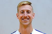 GRONINGEN - Volleybal, selectie Lycurgus 2018-2019, 26-09-2018,  Lycurgus speler Chris Voth