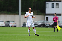 Monday 20th August 2018<br /> Pictured: Swansea City's Marco Dulca<br /> Re: Swansea City U23 v Derby County U23 Premier League 2 match at the Landore Training facility, Swansea, Wales, UK