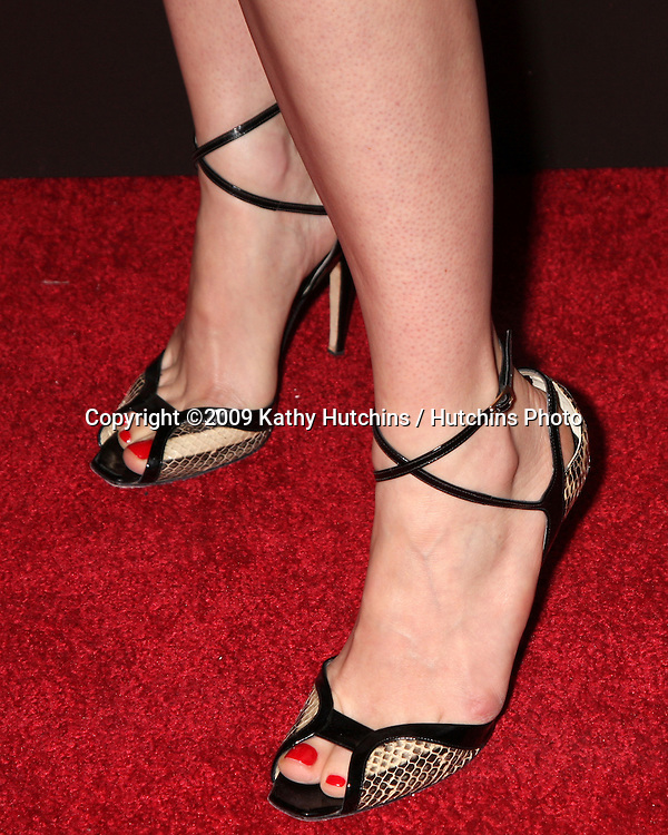 Beth Riesgraf arriving at the TV Guide Magazine Sexiest Stars Party at the Sunset Towers Hotel in West Hollywood, CA on.March 24, 2009.©2009 Kathy Hutchins / Hutchins Photo....                .
