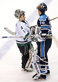 070405 - 2007 Frozen Four Semi-Final - University of Maine vs. Michigan State University