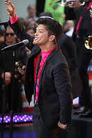 Bruno Mars on NBC today show 6-24-2011<br /> Photo By John Barrett/PHOTOlink.net