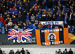 25.10.2018: Rangers v Spartak Moscow:  Rangers fans