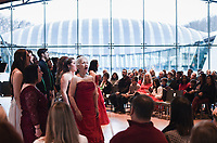 "NWA Democrat-Gazette/CHARLIE KAIJO The Muses from Hot Springs perform, Sunday, December 1, 2019 during a Christmas concert at Crystal Bridges Museum of American Art in Bentonville.<br /> <br /> The Muses from Hot Springs performed for Voices of Angels, the 14th Annual Sacred Classical Christmas Concert. This sacred and classical music concert, with its celestial voices and festive dancing, is designed to transport audiences to a place of peace, joy, wonder, and hope, as ""a soothing balm for the soul"". This concert takes listeners through 400 years of poetic and musical inspiration, from traditional to contemporary, and festive to meditative, evoking the joy, majesty and beauty of the Christmas season."