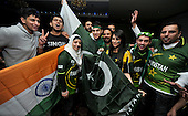 India V Pakistan WC 2011 in Glasgow !