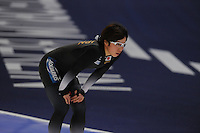 SPEEDSKATING: BERLIN: Sportforum Berlin, 27-01-2017, ISU World Cup, 1000m Ladies A Division, Nao Kodaira (JPN), ©photo Martin de Jong