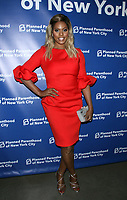 NEW YORK, NY - MAY 1: Laverne Cox  at Planned Parenthood of New York City Spring Gala  at Spring Studio in  New York. May 01,2018 Credit: RW/MediaPunch