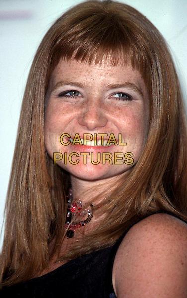 PATSY PALMER.Ref: 9692.short fringe, headshot, portrait.www.capitalpictures.com.sales@capitalpictures.com.© Capital Pictures.