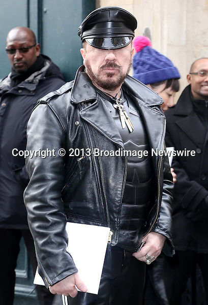 Pictured: Peter Marino<br /> Mandatory Credit &copy; AFFR/Broadimage<br /> Christian Dior:  Paris Fashion Week - Haute Couture S/S 2014 - Outside Arrivals<br /> <br /> 1/20/14, Paris, , France<br /> <br /> Broadimage Newswire<br /> Los Angeles 1+  (310) 301-1027<br /> New York      1+  (646) 827-9134<br /> sales@broadimage.com<br /> http://www.broadimage.com<br /> <br /> <br /> Pictured: Peter Marino<br /> Mandatory Credit &copy; AFFR/Broadimage<br /> Christian Dior:  Paris Fashion Week - Haute Couture S/S 2014 - Outside Arrivals<br /> <br /> 1/20/14, Paris, , France<br /> Reference: 012014_BDG_AFFR_DF_037<br /> <br /> Broadimage Newswire<br /> Los Angeles 1+  (310) 301-1027<br /> New York      1+  (646) 827-9134<br /> sales@broadimage.com<br /> http://www.broadimage.com