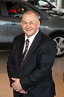 Mike Herring, General Manager, Bristol Street Motors Vauxhall Dealership at Chesterfield