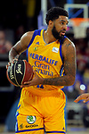 League ACB-ENDESA 2017/2018 - Game: 12.<br /> FC Barcelona Lassa vs Herbalife Gran Canaria: 77-88.<br /> DJ Seeley.