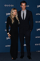 LOS ANGELES, CA - NOVEMBER 02: Fergie, Josh Duhamel at LACMA 2013 Art + Film Gala held at LACMA on November 2, 2013 in Los Angeles, California. (Photo by Xavier Collin/Celebrity Monitor)