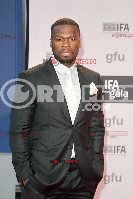 "50 Cent aka Curtis James Jackson III attending the ""IFA Opening Gala"" at the Palais am Funkturm. Berlin, Germany, 30.08.2012...Credit: Semmer/face to face"