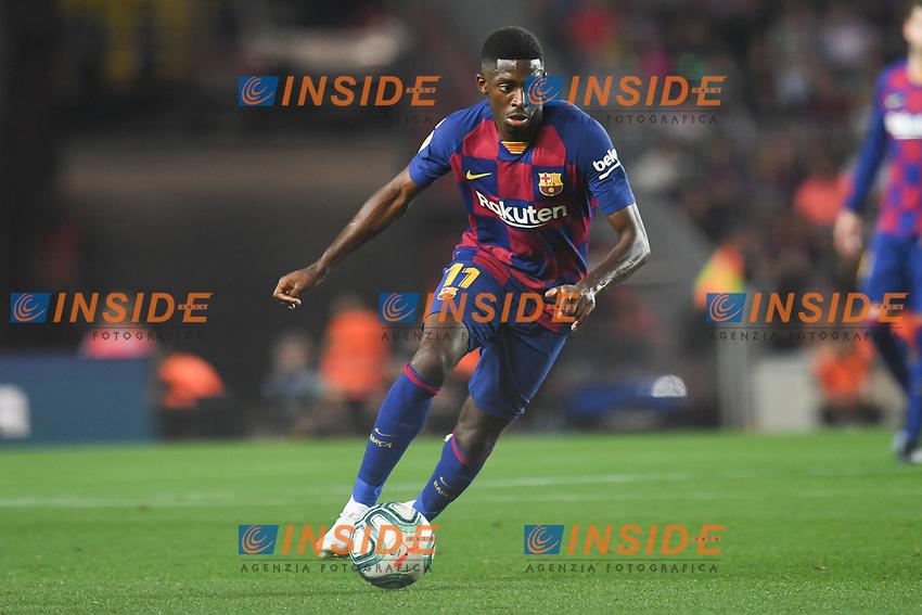 Ousmane Dembele<br /> 21/01/2016 <br /> Barcelona - Villarreal <br /> Calcio La Liga 2019/2020 <br /> Photo Paco Largo Panoramic/insidefoto <br /> ITALY ONLY