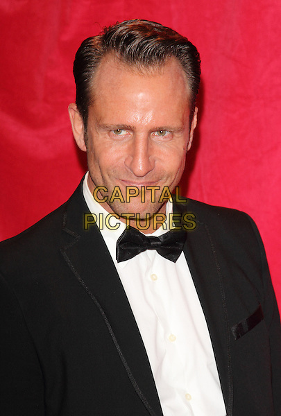 LONDON, ENGLAND - MAY 24:  Jeremy Sheffield attends the British Soap Awards at Hackney Empire on May 24, 2014 in London, England<br /> CAP/ROS<br /> &copy;Steve Ross/Capital Pictures