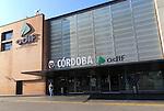 Railway station building, Cordoba, Spain