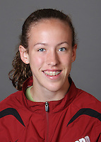 STANFORD, CA - SEPTEMBER 29:  Hannah Farley of the Stanford Cardinal during track and field picture day on September 29, 2009 in Stanford, California.