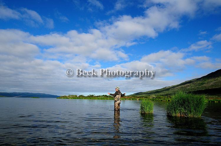 Fly Fishing the Kulik River, Alaska