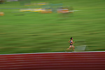 €Yuka Hori (JPN), Ambience shot, <br /> AUGUST 25, 2018 - Athletics : Women's 10000m Final at Gelora Bung Karno Main Stadium during the 2018 Jakarta Palembang Asian Games in Jakarta, Indonesia. <br /> (Photo by MATSUO.K/AFLO SPORT)