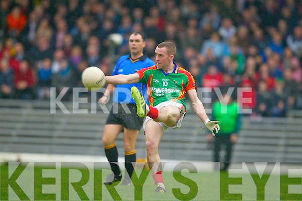 Dr. Crokes v Mid Kerry in the Senior Football Championship Final in Fitzgerald Stadium on Sunday.
