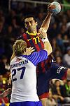 2013-12-22-FC Barcelona vs Fraikin BM Granollers: 34-28.