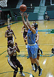 Tulane defeats Loyola, 81-41, in women's basketball at Devlin Fieldhouse.