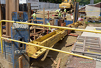 UConn Steam and Condensate Line and Vault Replacement Project. Task No. 02 - Progress Documentation 12 July 2017. Number 03 of 38 Images