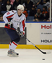 Dec 16, 2008; Uniondale, NY, USA; Washington Capitals center Nicklas Backstrom (19) during game against the New York Islanders at the Nassau Coliseum.Capitals won 5-4 in OT. Mandatory Credit: Tomasso DeRosa/SportPics