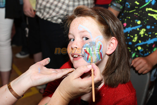 Megan Campbell at the Disco during the Yellowbatter 60th Anniversary Celebrations...(Photo credit should read Jenny Matthews www.newsfile.ie)....This Picture has been sent you under the conditions enclosed by:.Newsfile Ltd..The Studio,.Millmount Abbey,.Drogheda,.Co Meath..Ireland..Tel: +353(0)41-9871240.Fax: +353(0)41-9871260.GSM: +353(0)86-2500958.email: pictures@newsfile.ie.www.newsfile.ie.