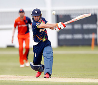Heino Kuhn bats for Kent during the T20 friendly between Kent and the Netherlands at the St Lawrence Ground, Canterbury, on July 3, 2018