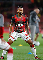 Theo Walcott of Arsenal during the Carabao Cup match between Arsenal and Norwich City at the Emirates Stadium, London, England on 24 October 2017. Photo by Carlton Myrie.