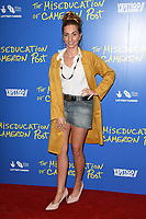 "Talia Dean<br /> arriving for the premiere of ""The Miseducation of Cameron Post"" screening at Picturehouse Central, London<br /> <br /> ©Ash Knotek  D3424  22/08/2018"