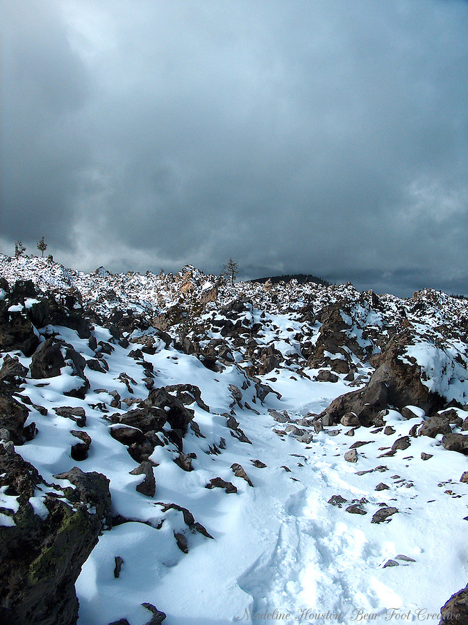 Newberry National Volcanic Monument, Bend, Oregon, USA