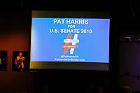LOS ANGELES - SEP 25: General Atmosphere at 'Pat Harris' California Democratic U.S. Senate run 2018 kick off' at Catalina Jazz Club Bar & Grill on September 25, 2017 in Hollywood, California