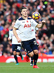 Tottenham's Kevin Wimmer in action during the Premier League match at the Emirates Stadium, London. Picture date November 6th, 2016 Pic David Klein/Sportimage