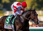 DEC 28: Omaha Beach with Mike Smith wins the Malibu Stakes at Santa Anita Park in Arcadia, California on December 28, 2019. Evers/Eclipse Sportswire/CSM
