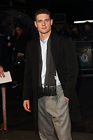 Tom Brittney at the BFI London Film Festival - Film Stars Don't Die In Liverpool - The Mayfair Hotel Gala, Odeon Leicester Square, London on October 11th 2017<br /> CAP/ROS<br /> &copy; Steve Ross/Capital Pictures
