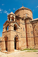 10th century Armenian Orthodox Cathedral of the Holy Cross on Akdamar Island, Lake Van Turkey 78