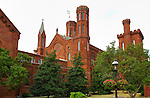 Smithsonian Institution, Smithsonian Castle, National Mall, Washington DC