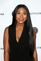 LOS ANGELES, CA - AUGUST 11: Jade Pinkett, at Beautycon Festival Los Angeles 2019 - Day 2 at Los Angeles Convention Center in Los Angeles, California on August 11, 2019. <br /> CAP/MPIFS<br /> ©MPIFS/Capital Pictures