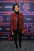 NEW YORK, NY - JANUARY 25: MC Lyte at the Essence 9th annual Black Women in Music event at the Highline Ballroom on January 25, 2018 in New York City. Credit: John Palmer/MediaPunch