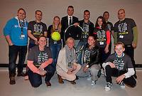 13-02-14, Netherlands,Rotterdam,Ahoy, ABNAMROWTT, Richard Krajicek<br /> Photo:Tennisimages/Henk Koster