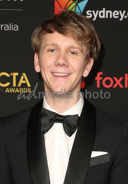 05 January 2018 - Hollywood, California - Josh Thomas. 7th AACTA International Awards held at Avalon Hollywood. Photo Credit: F. Sadou/AdMedia